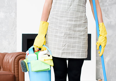 IS IT TIME TO CLEAN YOUR OFFICE?